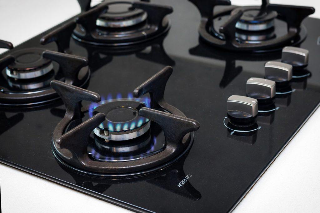 Conta de gás no Japão