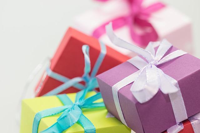 Faça doações e ganhe presentes!
