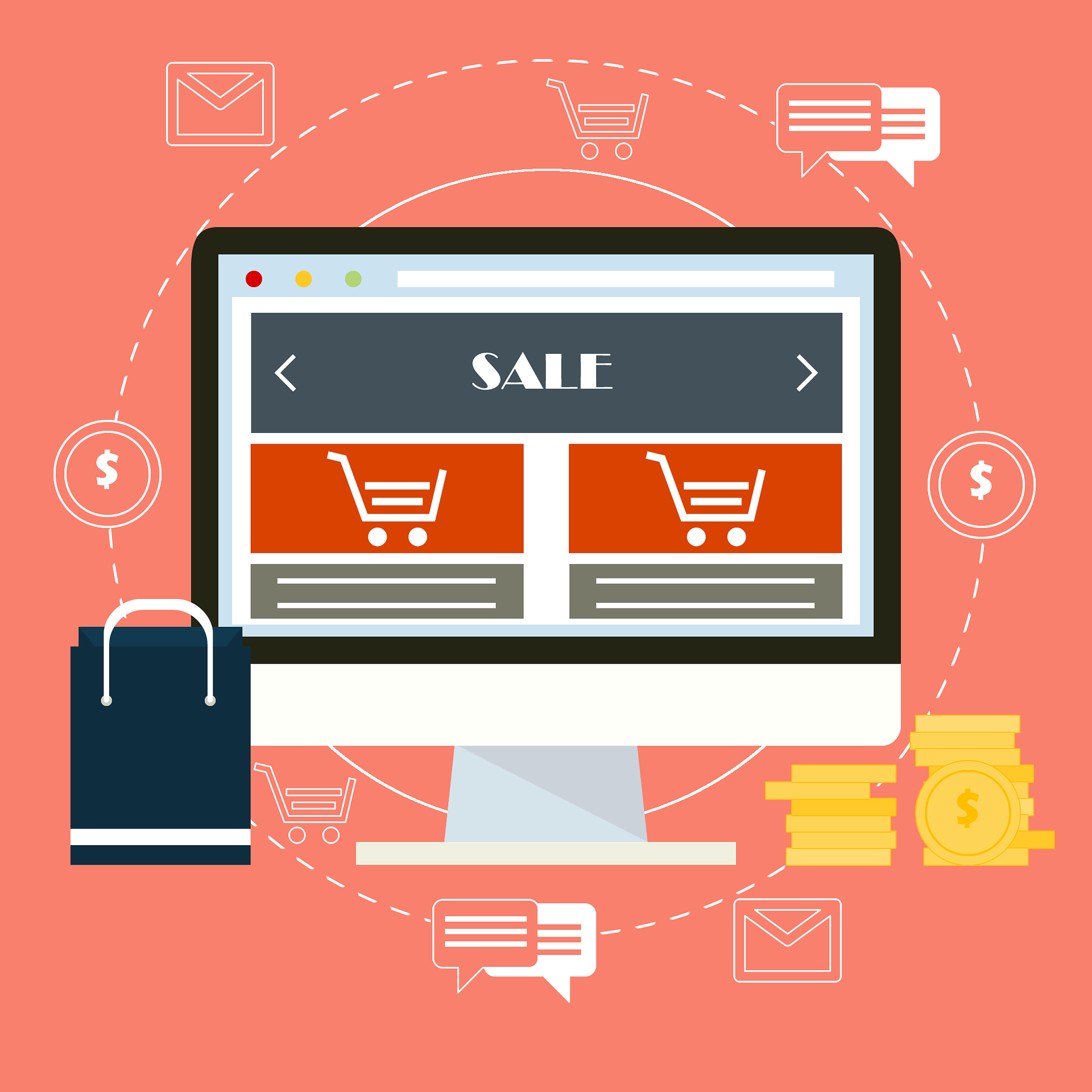 3 Plataformas japonesas para vender suas coisas online