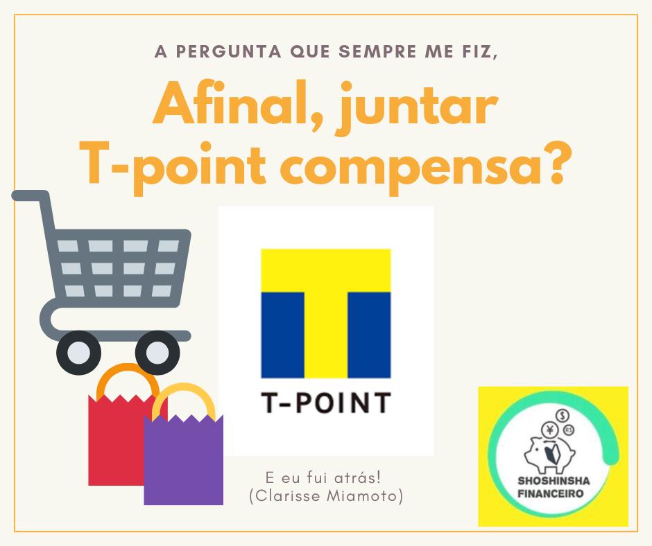 Você usa  T-Point