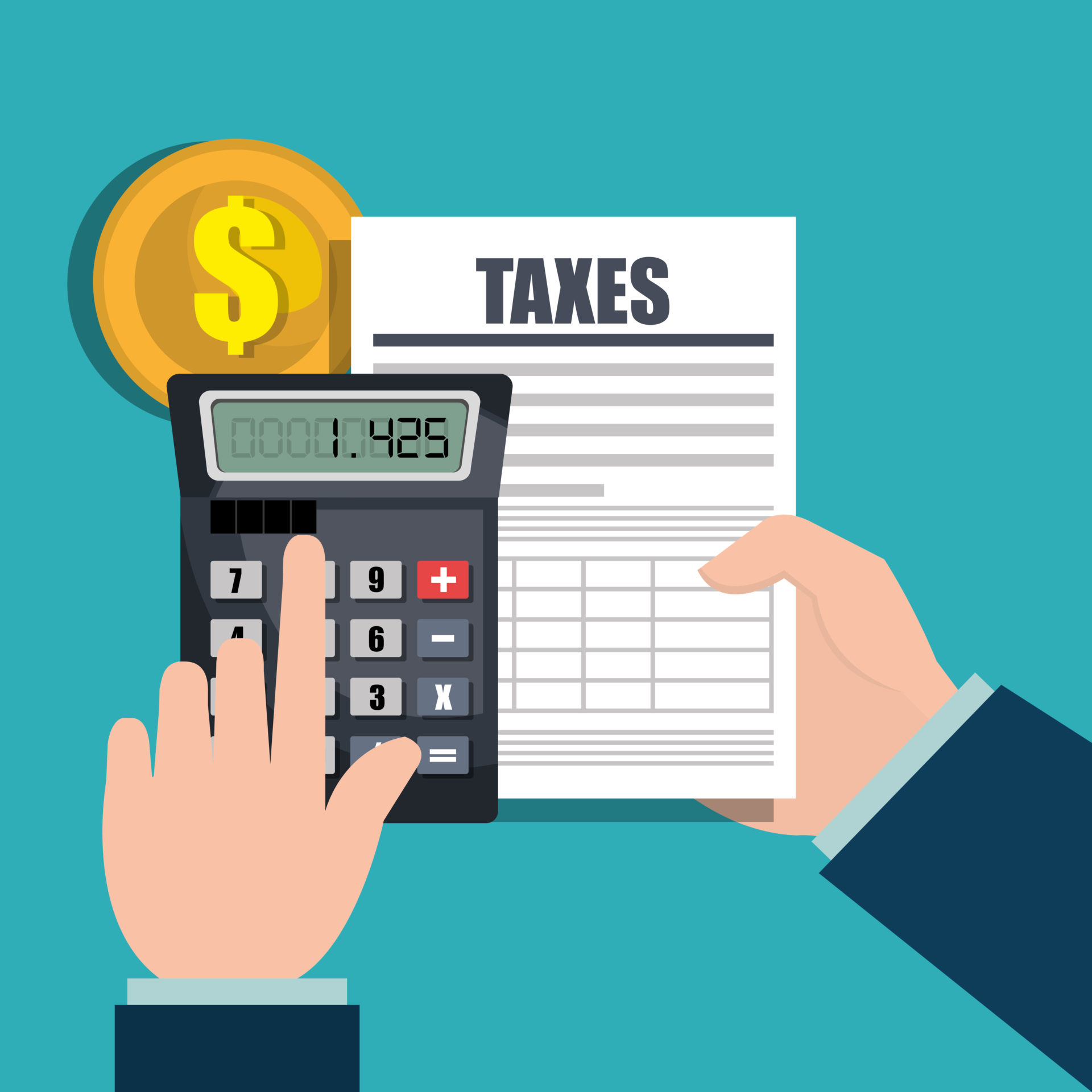 impostos de empresas no japão