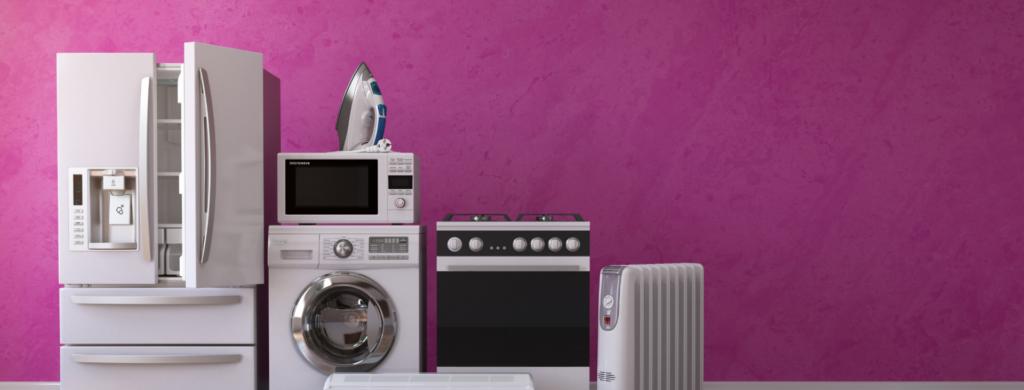 5 Eletrodomésticos que mais consomem energia