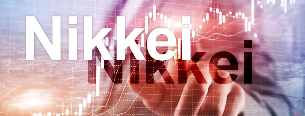 Índice Nikkei - Maior alta em 30 anos